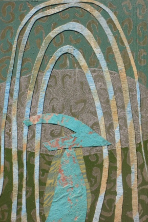 "Examining the Early Waters, 28 of 30 4"" x 6"""